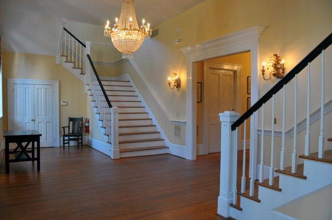 Winyah Society Hallway