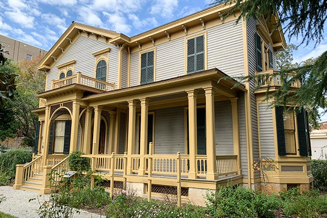 Woodrow Wilson Home