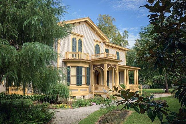 Woodrow Wilson Home Columbia