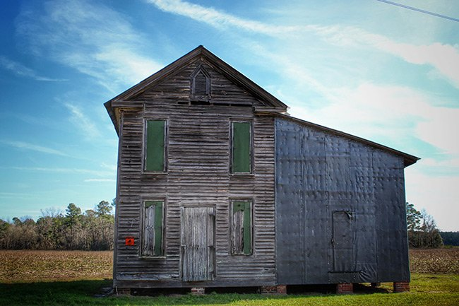 Workman SC Barn