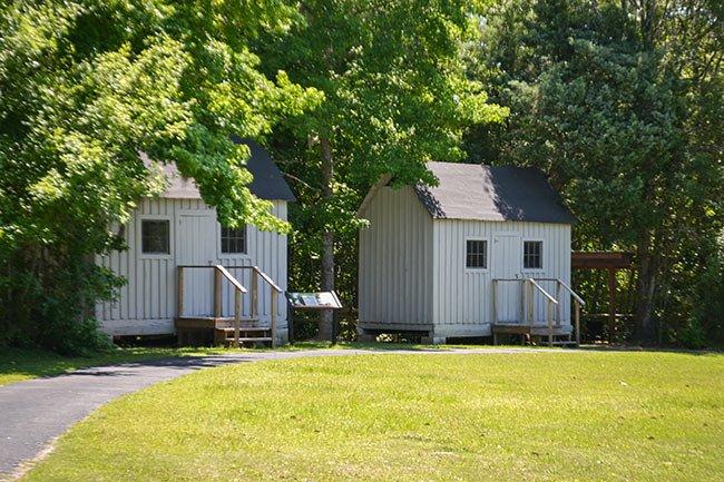 WPA Cabins