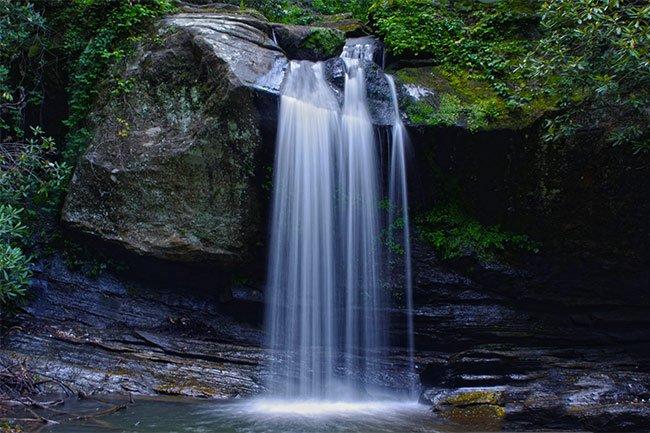 Wright's Creek Falls