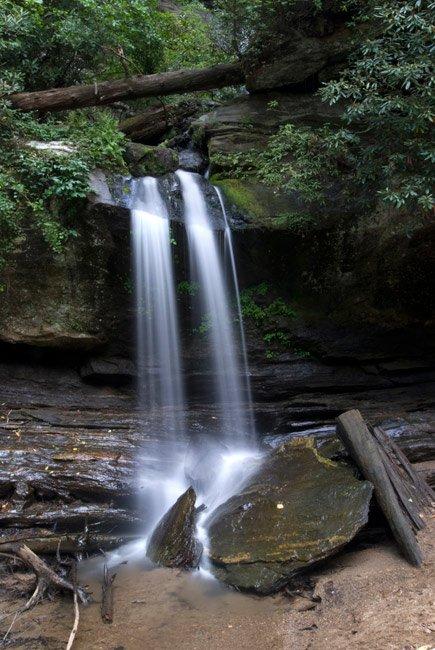 Wrights Creek Falls Jocassee
