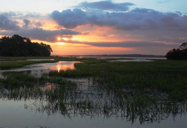 Myrtle Island May River Bluffton