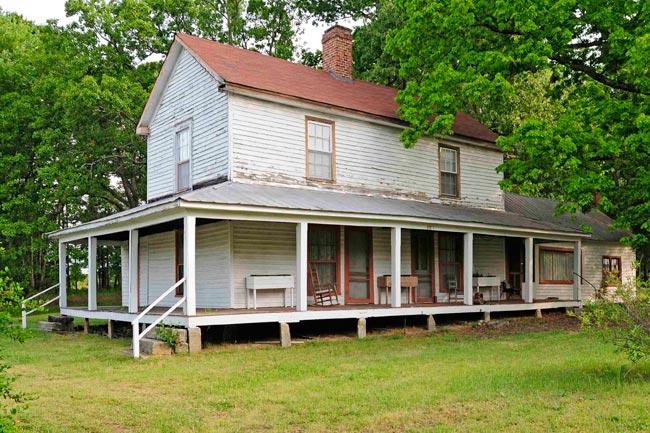 Zeno Hicks House
