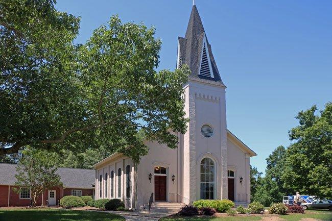 Zion Presbyterian Church Lowrys SC