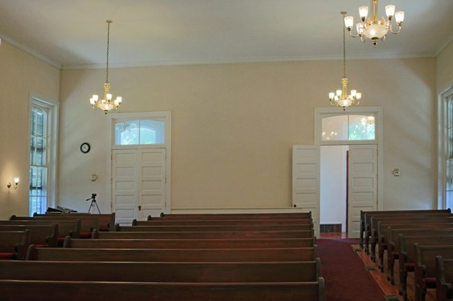 Zion Presbyterian Lowrys Back