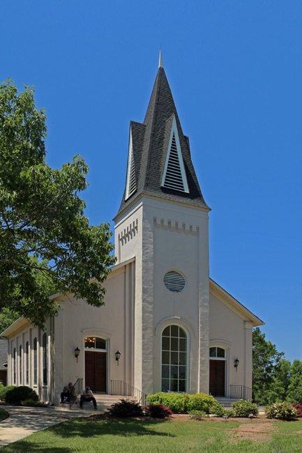 Zion Presbyterian in Lowrys, SC